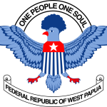 Federal Republic of West Papua Coat of Arms